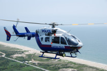 Suffolk County Police Department takes delivery of second H145