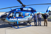 Metro Aviation delivers first H145 T2 in North America