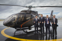 Monacair acquires six H130 helicopters