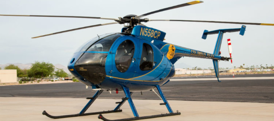 MD Helicopters hands back two MD530Fs