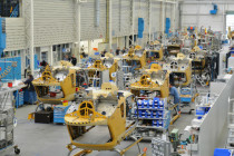 First Airbus Helicopter final assembly line in China