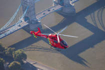 London Air Ambulance acquires second helicopter