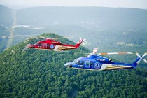 Sikorsky delivers two S-76D to Arkansas Childrens Hospital