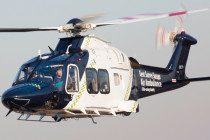 AgustaWestland delivers first UK AW169