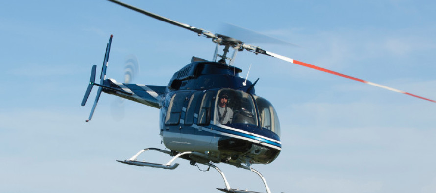 Newfoundland takes delivery of first Bell 407GXP