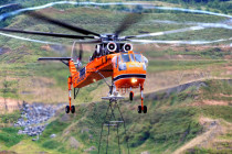 Erickson wins Indian transmission tower lifting contract