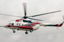Singapore – Russian Helicopters display Mi-38