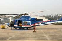 Singapore – Bell delivers 412EPI to Uttar Pradesh State Government