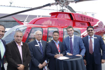 Bell sells first 407GXP into Nepal
