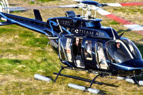 Bell sells three 407GXP helicopters to North American market