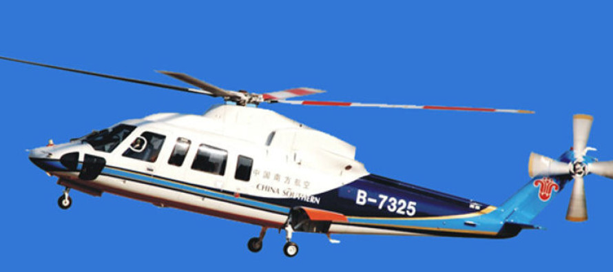 Market Analysis: China's helicopters