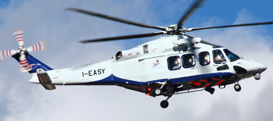 Atlantic Airways takes delivery second new AW139