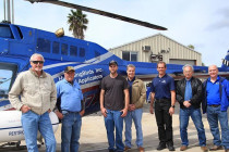 Van Horn moves into main rotor market with Bell 206 installation