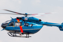 Kawasaki delivers first two EC145s to Japanese National Police