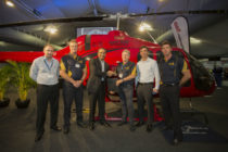 Professional Helicopter Services signs LoI of intent for three Bell 505s