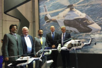 Falcon Aviation signs LoI for VIP H160