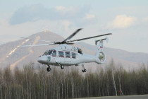 First prototype Ka-62 helicopter takes to the air