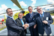 Airbus Helicopters delivers H145 to Yorkshire Air Ambulance
