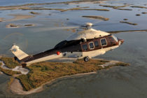 Airbus delivers first H175 VIP helicopter