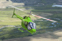 First Bell 505 Jet Ranger X ordered in Bolivia