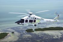 Airbus Helicopters delivers first H175 to the South America