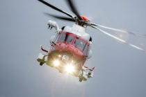 Coastguard introduces AW189 to Prestwick