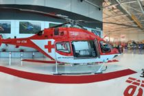 Bell delivers first helicopter from Prague delivery center