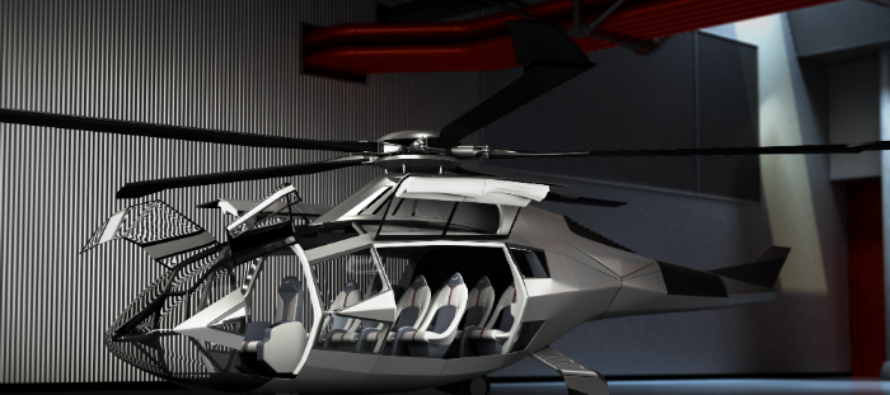 Bell launches the FCX-001 at Heli-Expo 2017 in Dallas