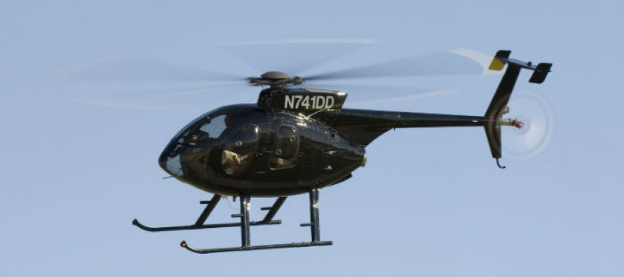 McMahon Helicopter Services becomes MD Helicopters sales agent