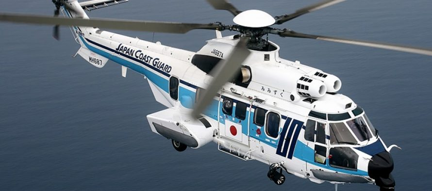Japan Coast Guard tops up H225 order