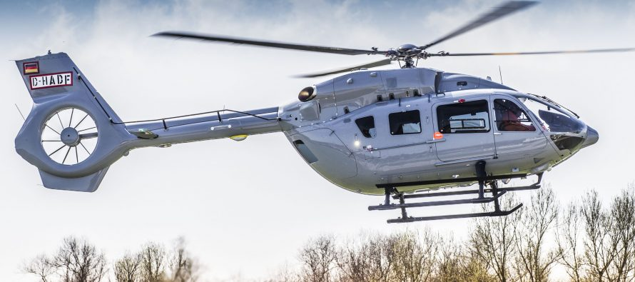 Milestone leases five H145s to Aramco