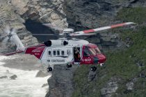 Bristow Helicopters wins search and rescue award
