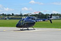 Bell delivers aircraft to Eagle Copters South America