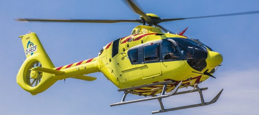 Norsk Luftambulanse takes delivery of first civil Helionix H135