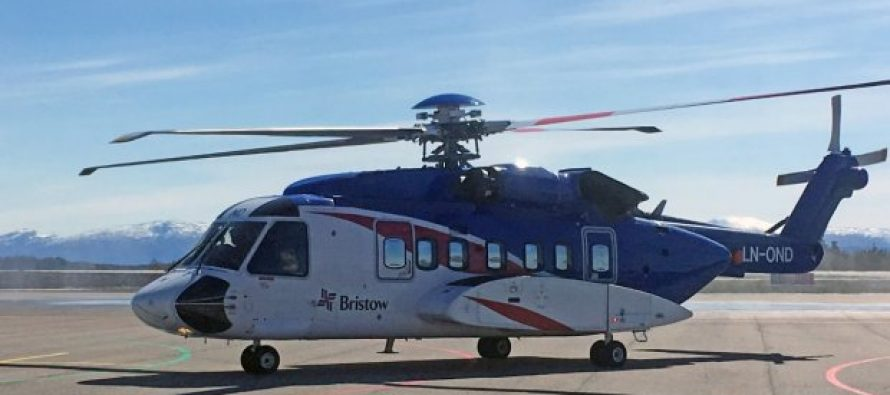 Bristow renews Barents Sea Contracts