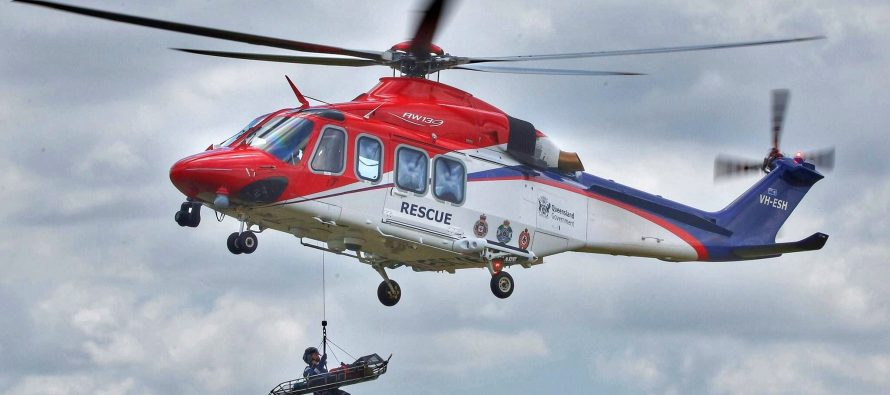 Queensland Government extends AW139 order