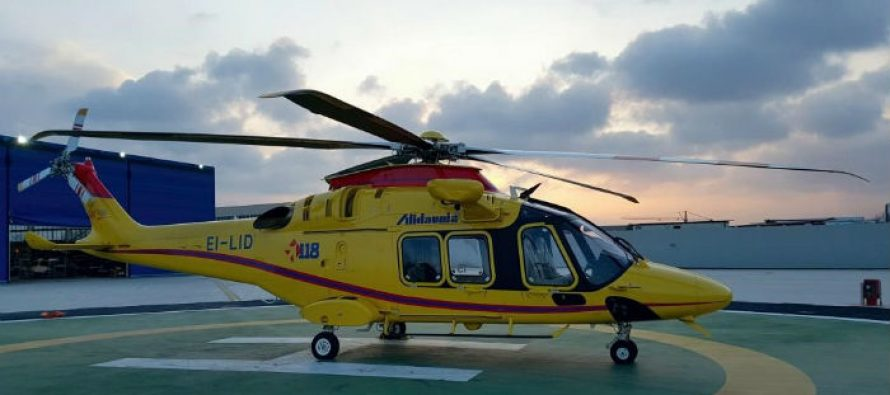 Milestone leases two AW169s to Alidaunia for HEMS