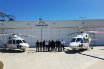 Lobo Leasing signs agreement with Costa do Sol Taxi Aero