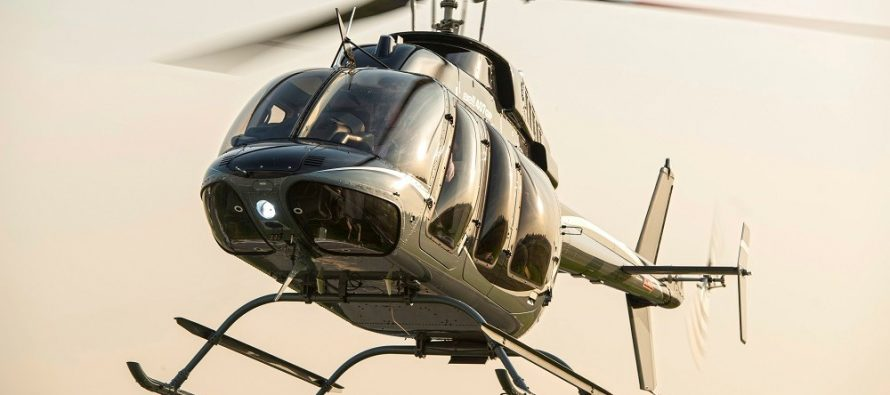 Bell signs 407GXP order with Canadian customer