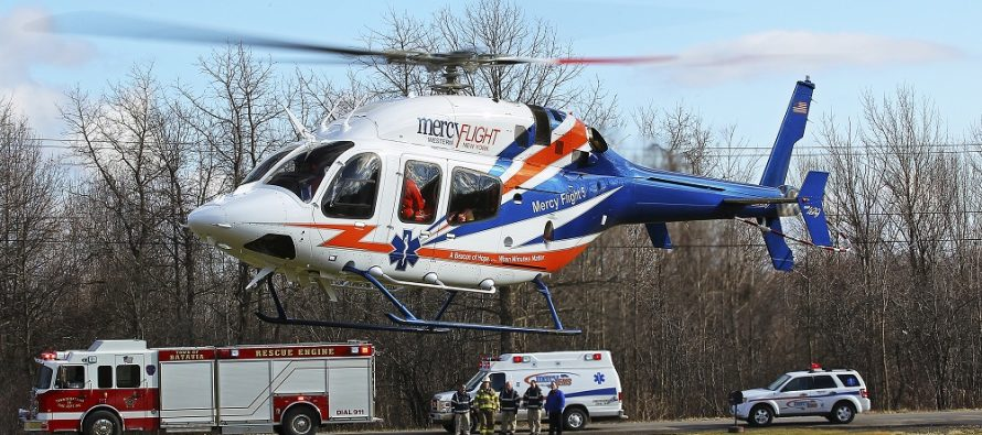 Mercy Flight adds three Bell 429s