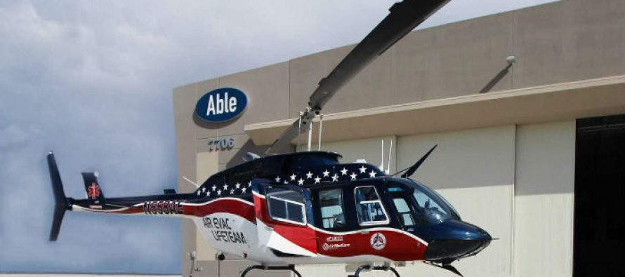 Air Evac Lifeteam signs renewal contract with Able Aerospace Services
