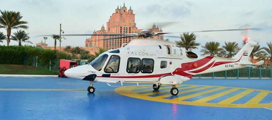 Falcon Aviation adds three Leonardo AW169s to helicopter fleet