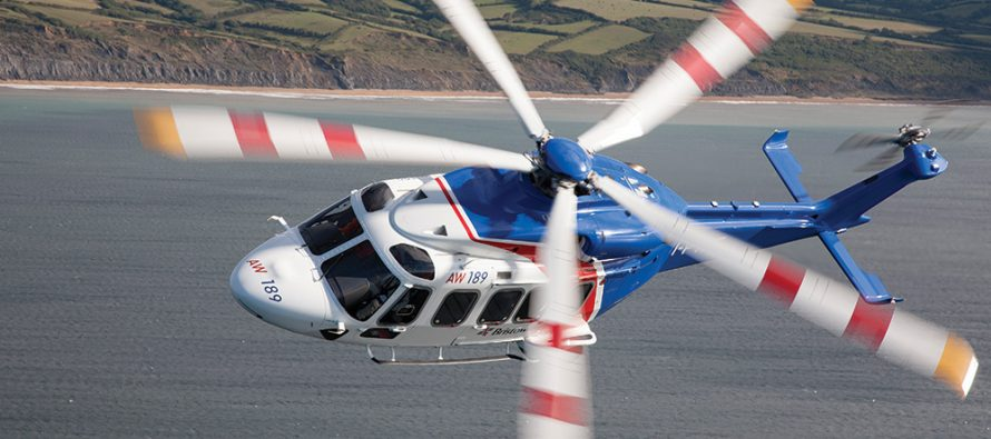 Helicopter operating leasing ranking 2017: Top of the Ops