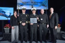 Sikorsky delivers two S-70i Black Hawks to L.A. County