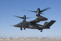 V-280 Valor completes maiden flight