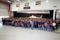 Bell completes its 5,000th aircraft