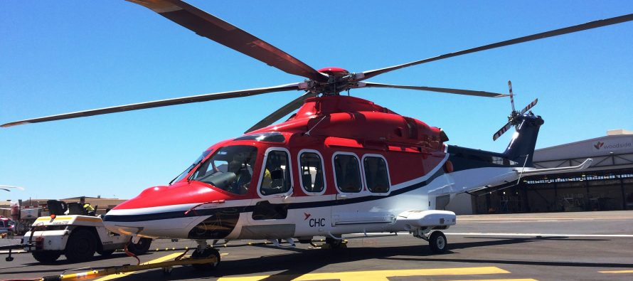 Lobo leases AW139 to CHC