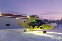 Babcock launches first nordic EMS AW169