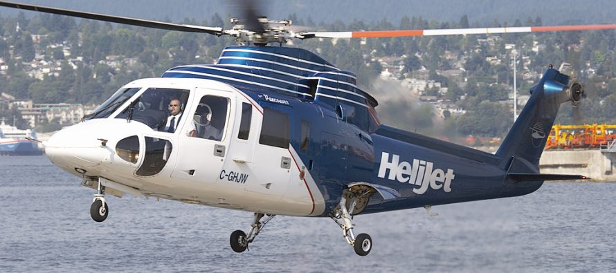 Helicopters – is the market still just hovering or about to rise?