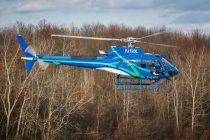 Airbus delivers H125 to TransCanada